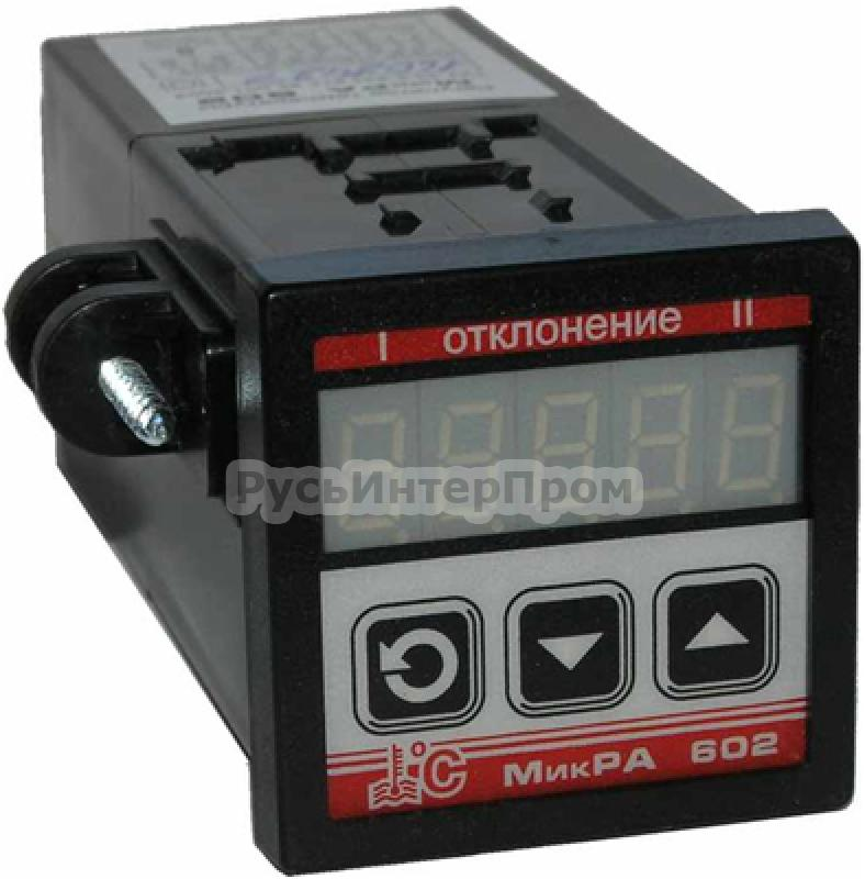 Микра 602 Инструкция img-1