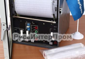 Прибор регистрирующий РП160 - панель управления