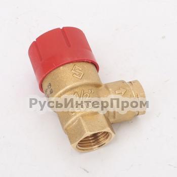 Клапан предохранительный Prescor 3 bar 1-2 фото 1