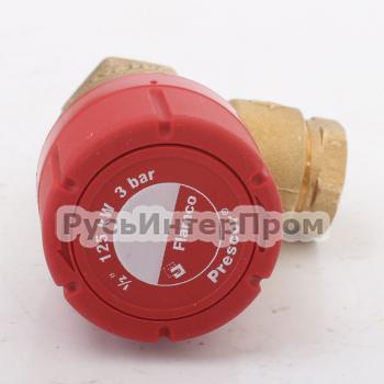 Клапан предохранительный Prescor 3 bar 1-2 фото 3