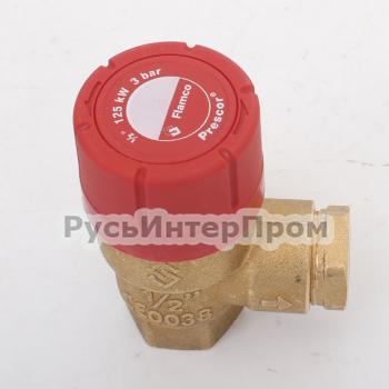 Клапан предохранительный Prescor 3 bar 1-2 фото 4