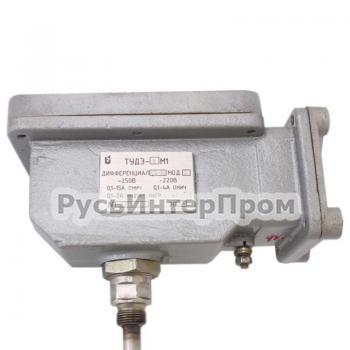 Терморегулятор ТУДЭ-8М1 фото №3
