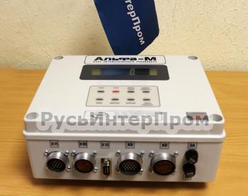Блоки БАУ-ТП-1 Альфа-М - задняя панель