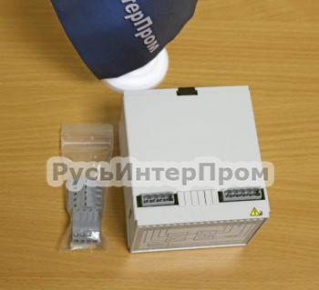 Блок БПВИ-1-вид сзади