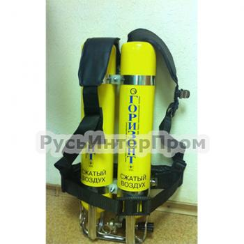 дыхательный аппарат на сжатом воздухе АСВ-2