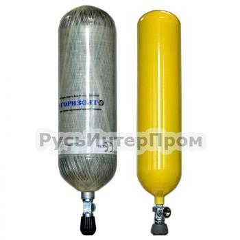 Баллоны для комплектации воздушно-дыхательных аппаратов