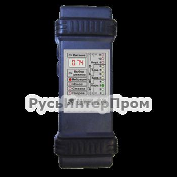 Индикатор дефектов подшипников электрических машин ИДП-06