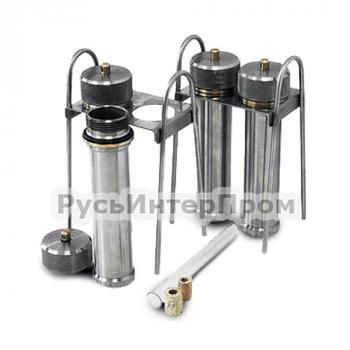 Комплект для испытаний коррозионной активности нефтепродуктов на медной пластинке по ГОСТ 6321-92