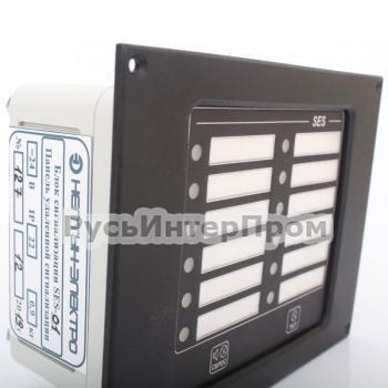 Блок сигнализации типа SES-01 фото №1