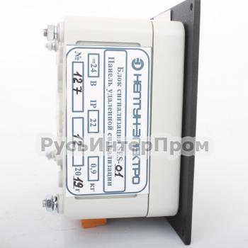 Блок сигнализации типа SES-01 фото №2