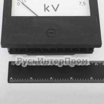 Э365 щитовой стрелочный вольтметр - фото 2
