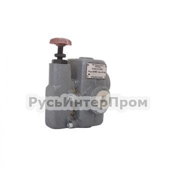 Клапан 10-200-1-11 предохранительный разгрузочный фото №2