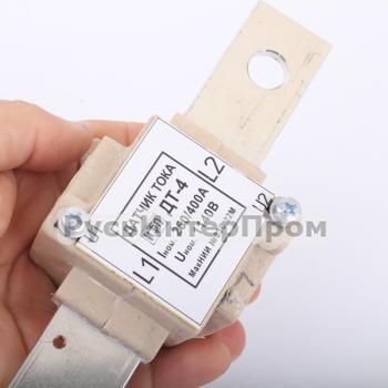 Общий вид 1 датчика ДТ-4 для защиты распределительных сетей