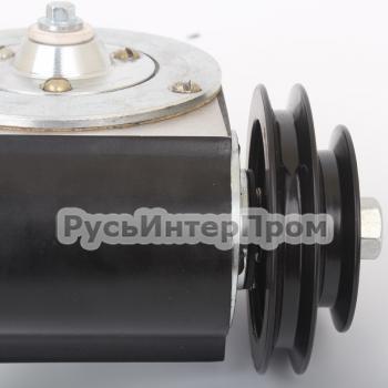 Общий вид 2 редуктора привода стакана консистометра КЦ-3