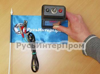 Индикатор дефектов обмоток электрических машин ИДО-06 - вид сверху