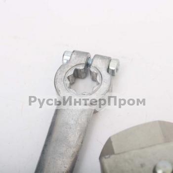 Блочный шаровый кран DN20 G3/4 PN400 - фото 1