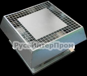 Вентиляторы крышные радиальные малой высоты КРОМ фото 1