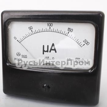 Микроамперметры М901 - вид спереди