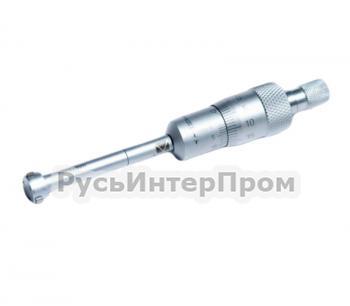 Нутромер микрометрический НМТ 3-х точечный