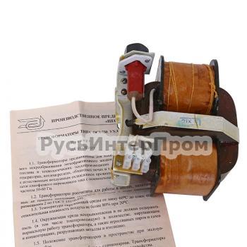 Трансформатор ОСЗ-730 и паспорт