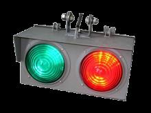 Светофор шахтный ШС-1, ШС-2