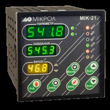 Микропроцессорный регулятор МИК-21
