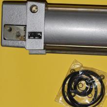 МИП-ПТ-320 механизм исполнительный c тормозом - фото 1