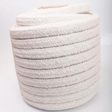 Уплотнительный керамический шнур Europolit ECZ 25 квадратного сечения - фото №1