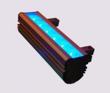 Компактный литейный светильник Eline-6 P RGB фото 1