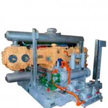 Фото компрессора на базе 2ГМ10А