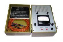 Фото прибора для измерения сопротивления цепи М417