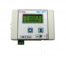 Фото Радиодистанционное управление цифровыми регуляторами температуры РДУ ЦРТ