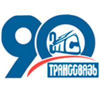 Логотип компании ЧАО «Транссвязь»