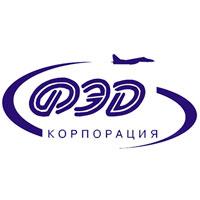 Логотип компании ГП ХМЗ «ФЭД»