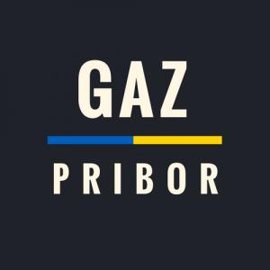 """ПАО """"Газприбор"""" - логотип"""